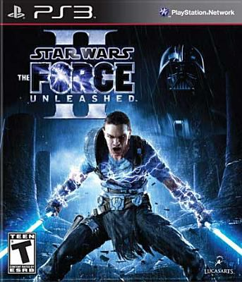 Cover image for Star Wars. The force unleashed. II [electronic resource (video game)].