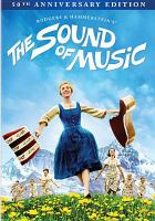 Cover image for The sound of music [videorecording (DVD)]