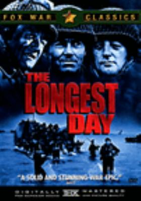 Cover image for The longest day [videorecording (DVD)]