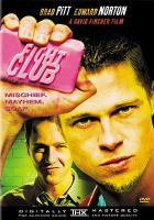 Cover image for Fight club [videorecording (DVD)]