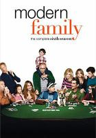 Cover image for Modern family. The complete sixth season [videorecording (DVD)].
