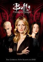 Cover image for Buffy the vampire slayer. The complete fifth season on DVD [videorecording (DVD)]