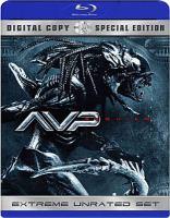 Cover image for Alien vs. predator. Requiem [videorecording (Blu-ray)]