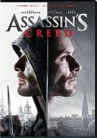 Cover image for Assassin's creed [videorecording (DVD)]