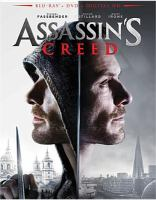 Cover image for Assassin's creed [videorecording (Blu-ray)]