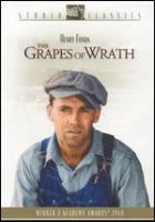 Cover image for Grapes of wrath [videorecording (DVD)]