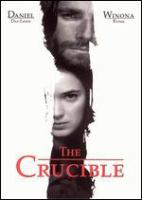 Cover image for The crucible [videorecording (DVD)]