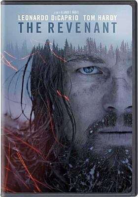 Cover image for The revenant [videorecording (Blu-ray)]
