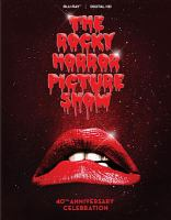 Cover image for The Rocky Horror picture show [videorecording (Blu-ray)]