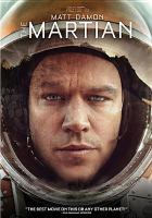 Cover image for The Martian [videorecording (DVD)]