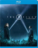 Cover image for The X files. The complete season 1 [videorecording (Blu-ray)]