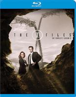 Cover image for The X files. The complete season 3 [videorecording (Blu-ray)]