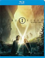 Cover image for The X files. The complete season 4 [videorecording (Blu-ray)]