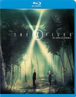 Cover image for The X files. The complete season 5 [videorecording (Blu-ray)]