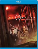 Cover image for The X files. The complete season 6 [videorecording (Blu-ray)]