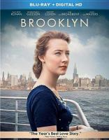 Cover image for Brooklyn [videorecording (Blu-ray)]