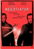 Cover image for The negotiator [videorecording (DVD)]