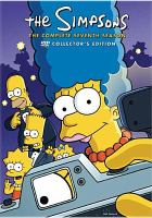 Cover image for The Simpsons. The complete seventh season [videorecording (DVD)]