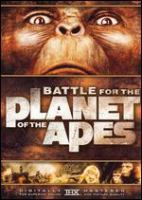 Cover image for Battle for the planet of the apes [videorecording (DVD)]
