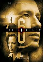 Cover image for The X-files. Season six [videorecording (DVD)]