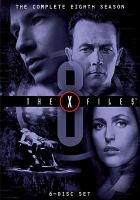 Cover image for The X-files. Season eight [videorecording (DVD)]