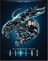 Cover image for Aliens [videorecording (Blu-ray)]