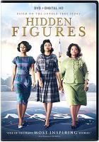 Cover image for Hidden figures [videorecording (DVD)]