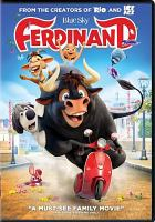Cover image for Ferdinand [videorecording (DVD)]