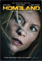 Cover image for Homeland. The complete fifth season [videorecording (DVD)]