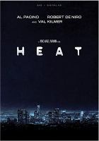 Cover image for Heat [videorecording (DVD)]