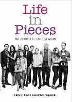 Cover image for Life in pieces. The complete first season [videorecording (DVD)]