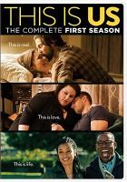 Cover image for This is us. The complete first season [videorecording (DVD)]