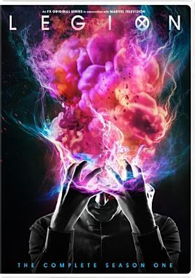 Cover image for Legion. The complete season one [videorecording (DVD)]