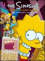 Cover image for The Simpsons. The complete ninth season [videorecording (DVD)]