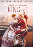Cover image for The King and I [videorecording (DVD)]