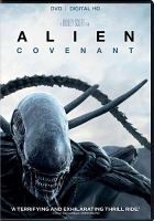 Cover image for Alien: covenant [videorecording (DVD)]