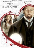 Cover image for The illusionist [videorecording (DVD)]