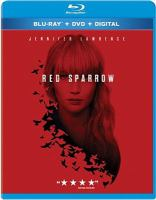 Cover image for Red sparrow [videorecording (Blu-ray)]