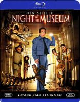 Cover image for Night at the Museum [videorecording (Blu-ray)]