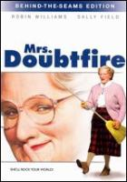 Cover image for Mrs. Doubtfire [videorecording (DVD)]