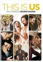 Cover image for This is us. The complete second season [videorecording (DVD)]
