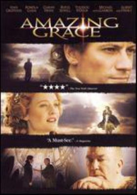 Cover image for Amazing grace [videorecording (DVD)]