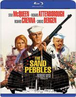 Cover image for The Sand Pebbles [videorecording (Blu-ray)]