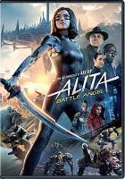 Cover image for Alita [videorecording (DVD)] : battle angel