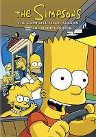 Cover image for The Simpsons. The complete tenth season [videorecording (DVD)]