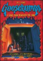 Cover image for Goosebumps. It came from beneath the sink ; Strained peas [videorecording (DVD)]