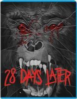 Cover image for 28 days later [videorecording (Blu-ray)]
