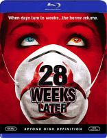 Cover image for 28 weeks later [videorecording (Blu-ray)]