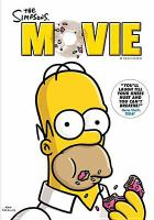 Cover image for The Simpsons movie [videorecording (DVD)]