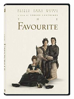 Cover image for The favourite [videorecording (DVD)]